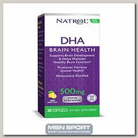 DHA Omega-3 500 мг Super Strength