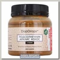 Паста протеиновая Подсолнечник-арахис-кокос-стевия