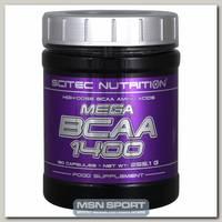 Аминокислоты Mega BCAA 1400