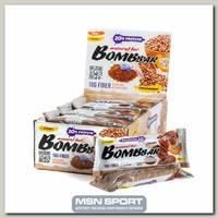 Злаковые протеиновые батончики Bombbar 60 г