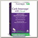 Carb Intercept 3 with Phase2®+Cr 3 Green Tea (блокатор углеводов)