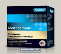 Man's formula Больше чем поливитамины