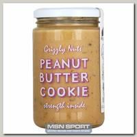 Peanut Butter Cookie (Арахисовая паста с финиками)