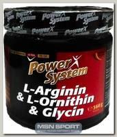 L-ARGININ & L-ORNITIN & GLYCIN