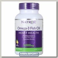 Omega 3 Fish Oil 1000 мг