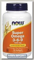 Super Omega-3-6-9 1200 мг