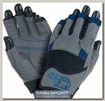 Перчатки Mad Max Cool MFG870 - серо-голубой