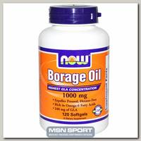 Borage Oil 1000 мг