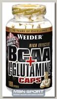BCAA + L-Glutamine