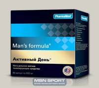 Man's formula Активный день