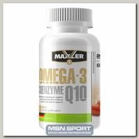 Omega-3 Coenzyme Q10 1000 мг 100 мг