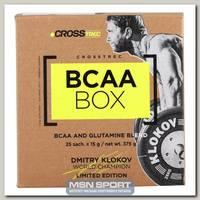 Аминокислоты Crosstrec BCAA Box