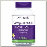 Рыбий жир Omega 3 Fish Oil 1000 мг