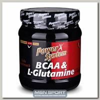 BCAA & L-Glutamine