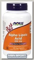 Alpha Lipoic Acid 250 мг