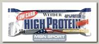 40% High Protein Low Carb Bar 50г