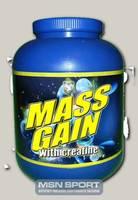 Mass Gain+Creatine