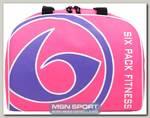 Сумка Fox Bowler (2 контейнера) - розово-фиолетовый
