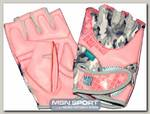 Перчатки женские No matter MFG931 - розовые